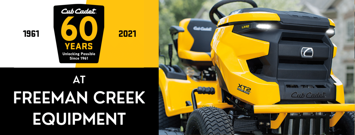 Cub Cadet Featured Image